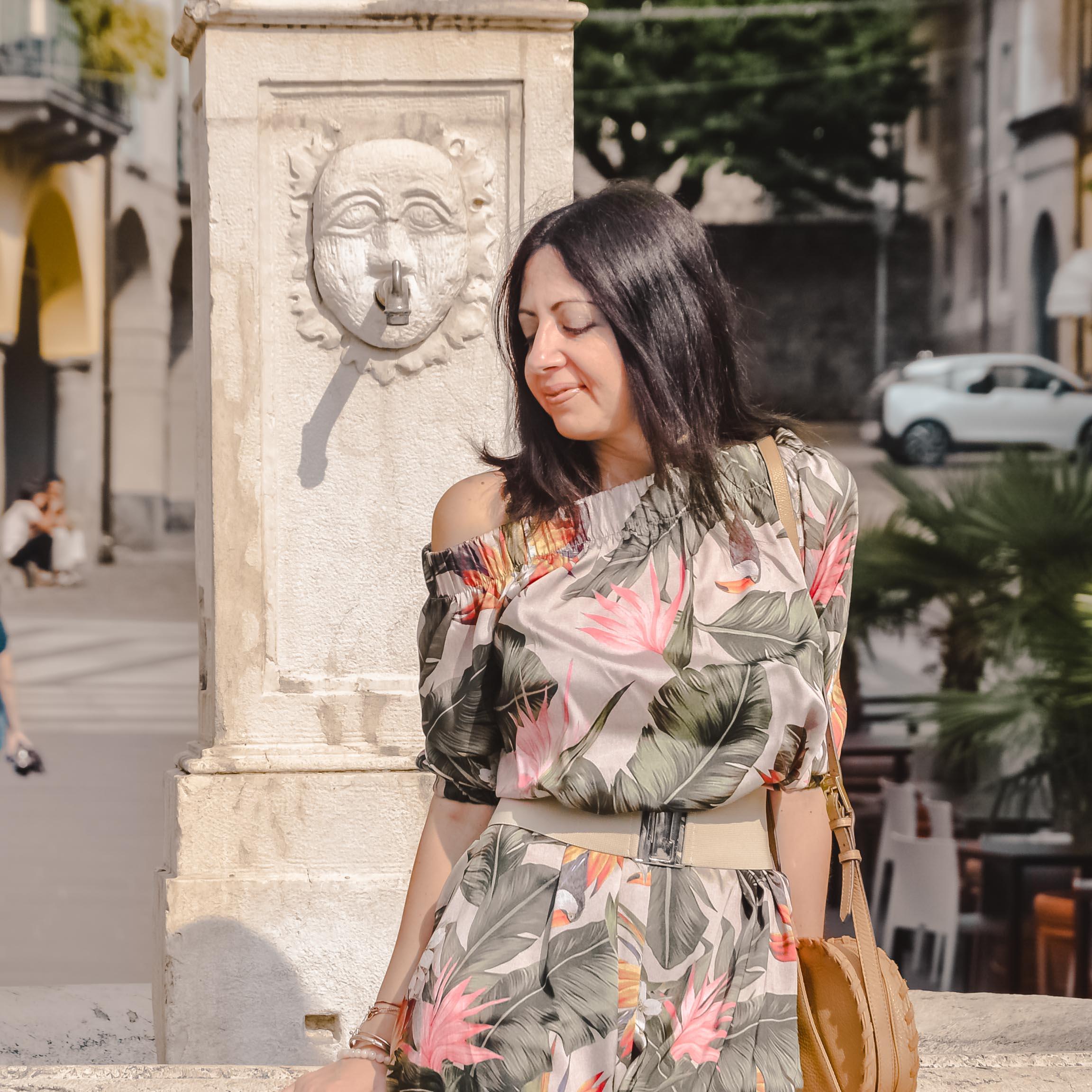 Stampe tropicali: come indossarle