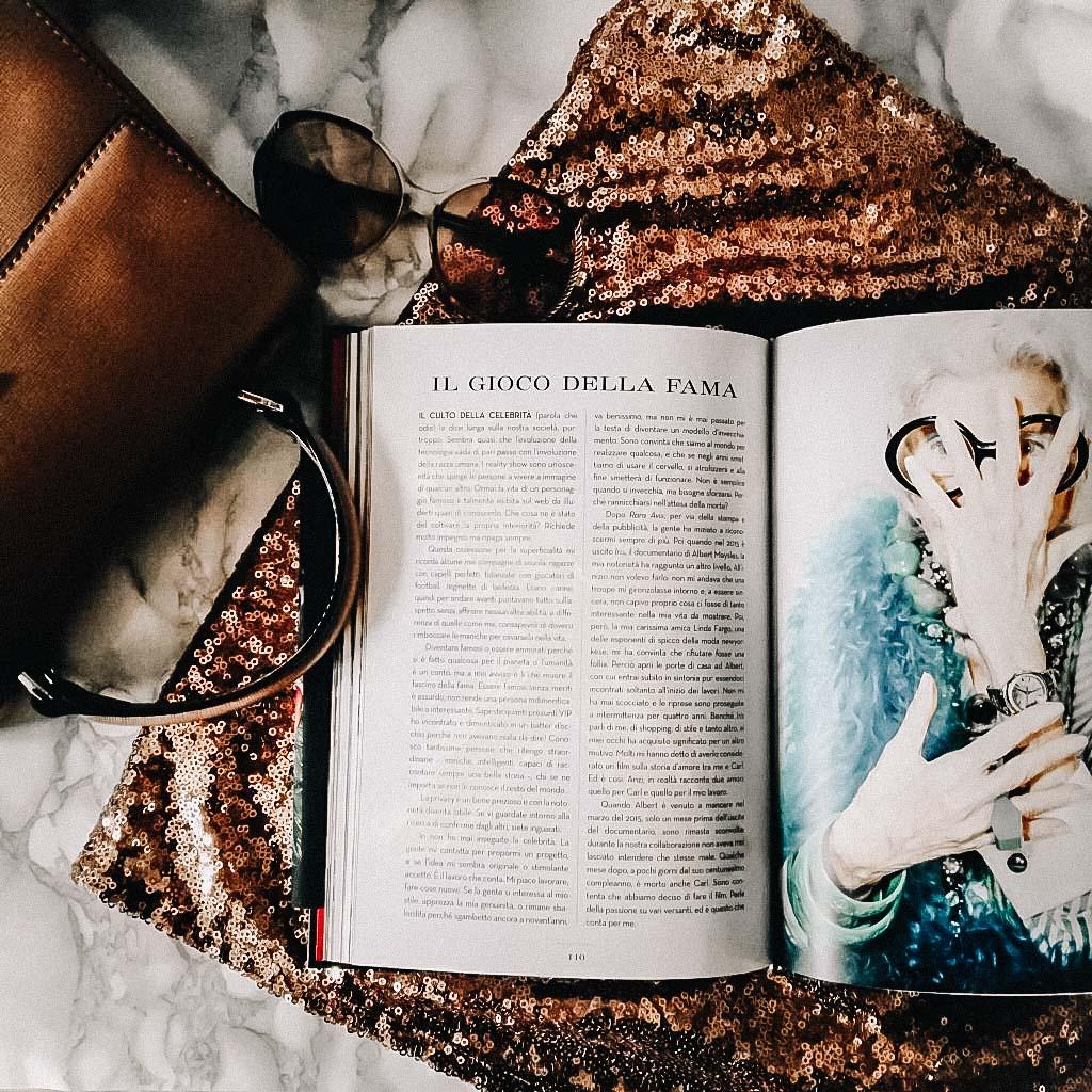 Iris Apfel: la recensione del suo libro - The Fashion Cherry Diary