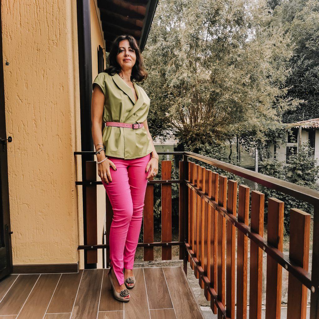 Come abbinare il colore fucsia - The Fashion Cherry Diary