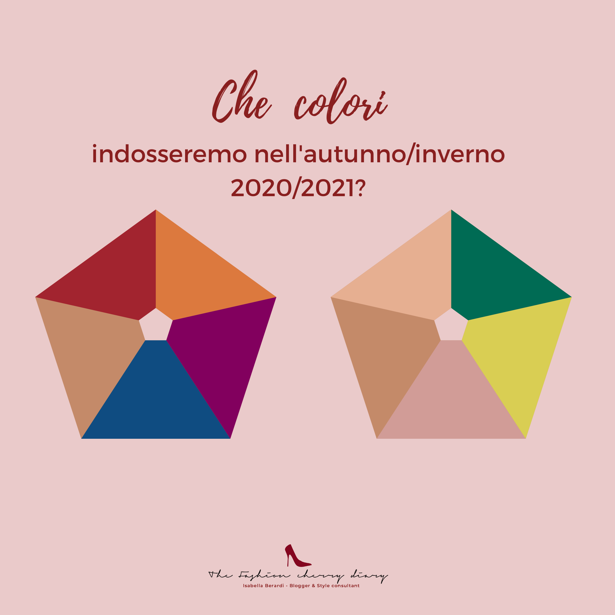 che colori indosseremo in questo autunno-inverno 2020/2021